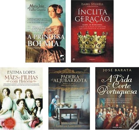 Romances históricos de escritores portugueses invadem as livrarias ... | literatura | Scoop.it