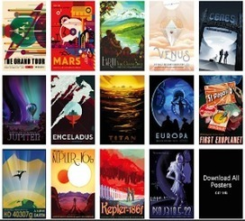 NASA Is Giving Away 14 High Resolution Posters to Download and Use in Class for Free | Navigate | Scoop.it