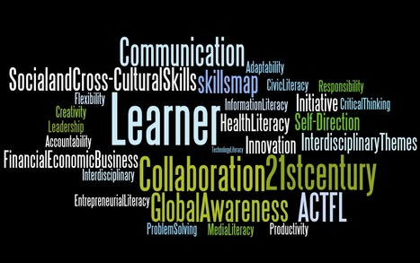 ACTFL 21st century skills map: wiki with supporting materials | Languages, Learning & Technology | Scoop.it