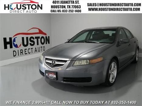 Buy Here Pay Here Houston Tx >> 2006 Acura Tl For Sale In Houston Tx Stock