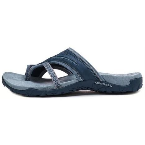 defd305bb Merrell Women Sandals in Slate Blue - Merrell Terran Post II J98750