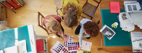 Entrepreneuriat : demain sera féminin  - HBR | entrepreneurship - collective creativity | Scoop.it
