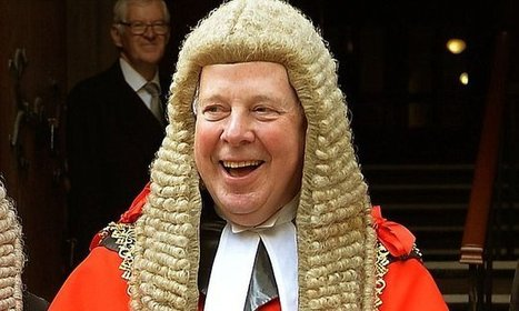 Community service sentences must be tougher, says UK's senior judge | Policing news | Scoop.it