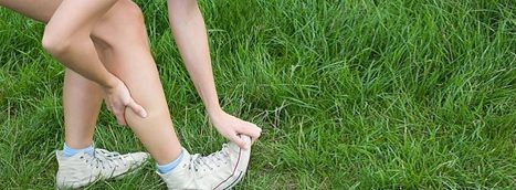 Causes and Prevention of Muscle Cramps after Running | Marathon Running Tips | Scoop.it