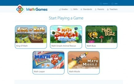 Free Math Games Reviews on edshelf | STEM Connections | Scoop.it