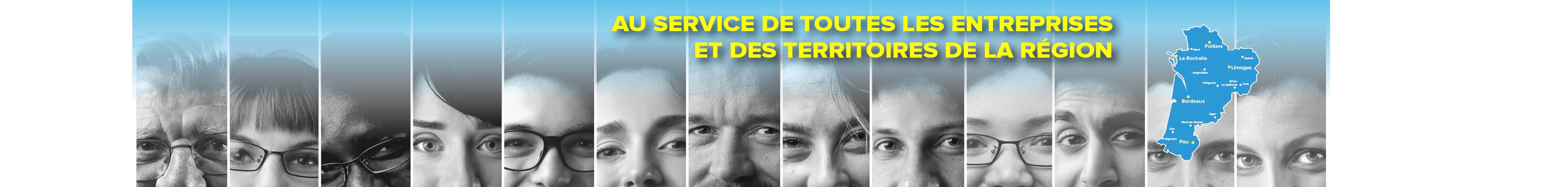 Le dashboard de l'Agence de Développement et d'Innovation de la Nouvelle-Aquitaine
