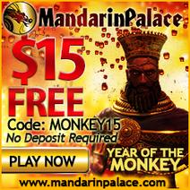 Mandarin Palace Casino Free Chinese New Year Bo