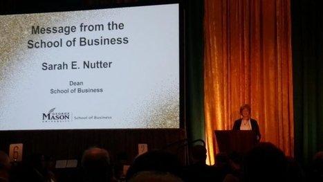 Thank You Dean Nutter for Your Leadership | #MasonBizAlum | Scoop.it