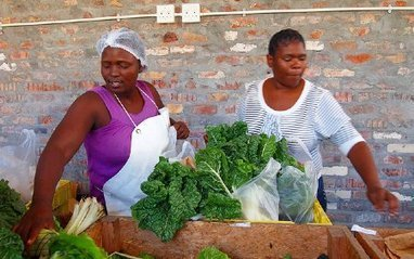 Cape Town's Women Take the Lead in Farm-Focused Social Enterprise - Business - GOOD | Sustainable Futures | Scoop.it