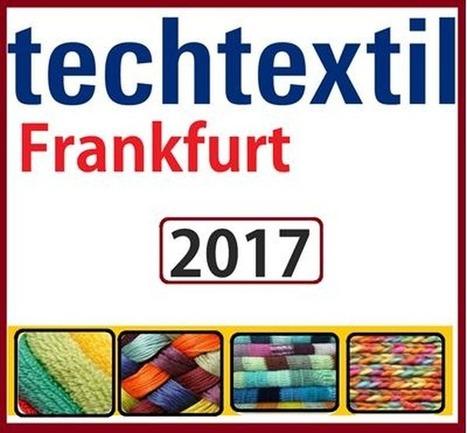 TEXTILE - TECHTEXTIL à Francfort, Allemagne Frankfurt am Main | Allemagne | Scoop.it