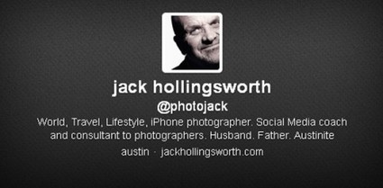 20 Twitter Accounts of Amazing Photographers to Follow - The Photo Argus | a photographer's life | Scoop.it