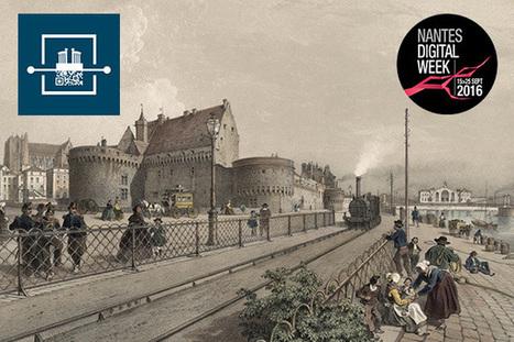[ARTICLE CLIC] Pour la 3ème édition de la Nantes Digital Week, Grand Patrimoine de Loire-Atlantique lance Digital Monuments, l'application des monuments nantais | Ecriture mmim | Scoop.it