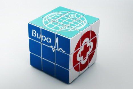 bupa organisational structure