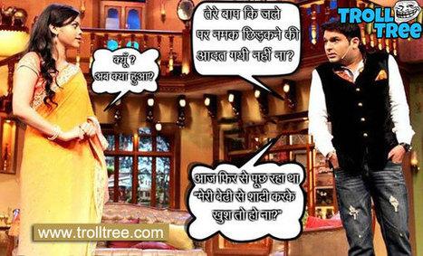 Comedy Joke by Kapil Sharma on his Wife's Fathe