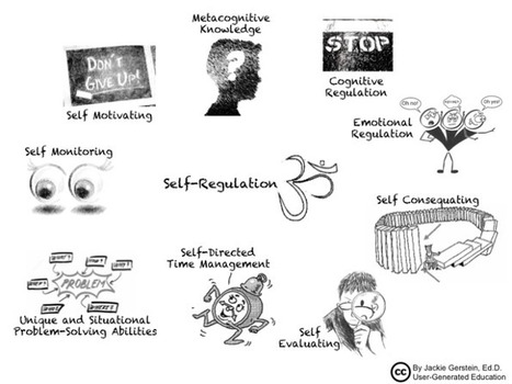 Self-Regulation: The Other 21st Century Skills | Pedagogy and Research Theory | Scoop.it
