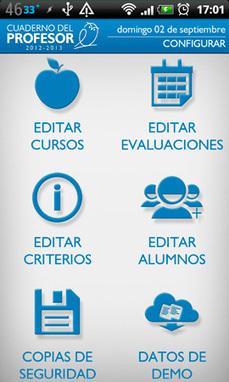 Cuaderno del profesor, aplicación android para profesores modernos | TIC-TAC-EDU | Scoop.it