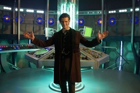 SciFiPulse.Net » Doctor Who: Interior Of New Tardis Console Room Revealed | Pantapuff | Scoop.it