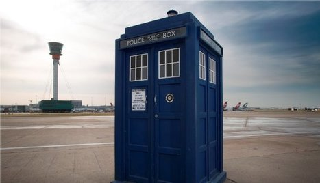 Why is Marketing Like the TARDIS? | It's Your Business | Scoop.it