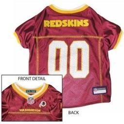 a50b147afb2 Customer Review NFL Pet Gear - Washington Redskins Jersey Medium + Free Gift  of Beautiful Pet Charm (random style)