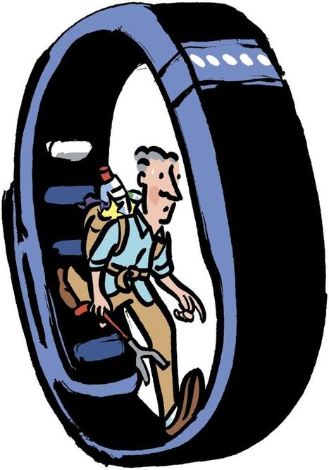 David Sedaris: Living the Fitbit Life | Libraries, books and everything in between | Scoop.it