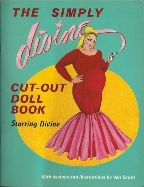 The Simply Divine Cut-Out Doll Book   Sex History   Scoop.it