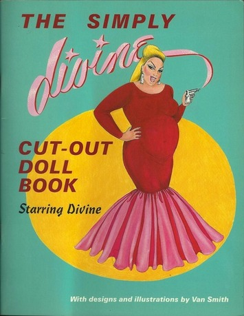 The Simply Divine Cut-Out Doll Book   Herstory   Scoop.it