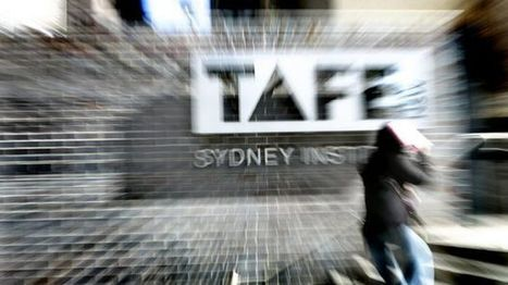 Revealed: how Treasury clawed back $210m from floundering TAFE | TAFE Education | Scoop.it