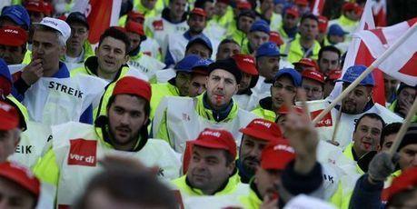 6,3 % d'augmentation pour deux millions de fonctionnaires allemands | Union Européenne, une construction dans la tourmente | Scoop.it