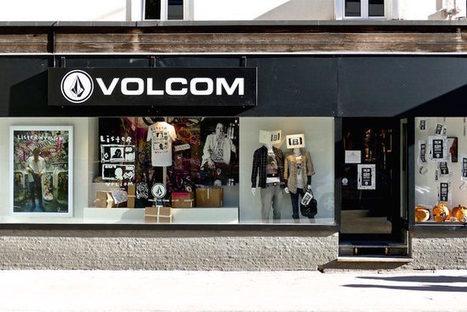 Volcom a trouvé son premier emplacement parisien   Made In Retail : L'actualité Business des réseaux Retail de la Mode   Scoop.it