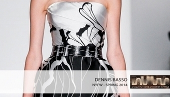Dennis Basso spring 2014 RTW | Why fashion is necessary | Scoop.it