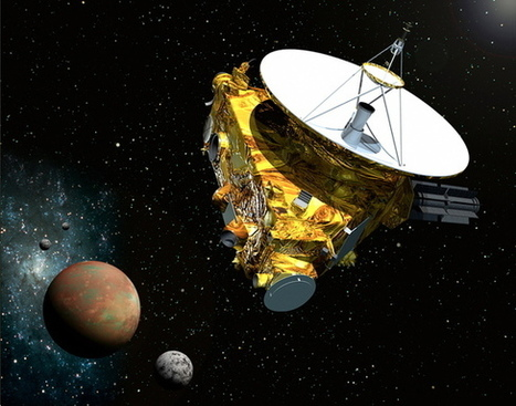 Beyond Pluto: NASA's New Horizons Spacecraft Heads to Next Adventure | SCIENCE NEWS | Scoop.it