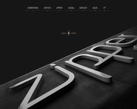 21 Fresh Examples of Websites Using HTML5 | Web Design - HTML, CSS and Digital Design | Scoop.it