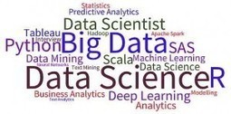 90 Active Blogs on Analytics, Big Data, Data Mining, Data Science, Machine Learning (updated) | lIASIng | Scoop.it