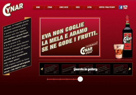 Pubblicità Italia |   Cynar gioca con i finali pesanti, sul web e sul territorio | Social media culture | Scoop.it