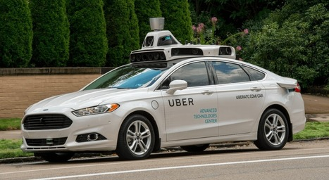 Exciting Times for Uber This Week as the Self-Driving Uber is Launched | IVI-snews | Scoop.it