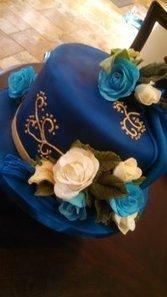 Royal Blue Birthday Cake Designs 2015 Decorat