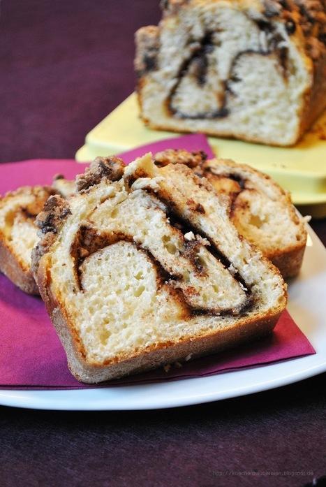 Food to Go: Hefekuchen mit Schokofüllung | Brownies, Muffins, Cheesecake & andere Leckereien | Scoop.it