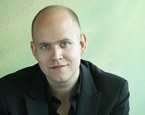 Daniel Ek Expects Spotify To Pay Out $500 Million To Rights Holders in 2013 | Music business | Scoop.it