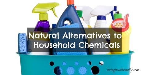 Natural Alternatives to Household Chemicals | Beat Allergic Rhinitis and Allergies Naturally | Scoop.it