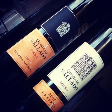 Quinta do Vallado: um ano, dois vinhos | Wine Lovers | Scoop.it