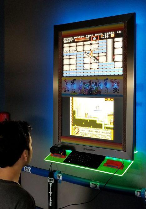Retro-Pi Arcade Game Board – JD Smarthome