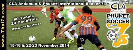 Creative Lighting Asia (CLA) – Title Sponsor for the 2014 Phuket and Andaman International 7s tournaments | EAv | Scoop.it