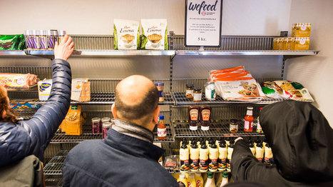 Gaspillage: une enseigne se spécialise dans les invendus | Food waste | Gaspillage alimentaire | Scoop.it