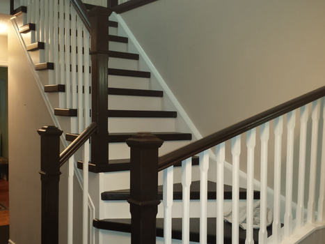 Wooden Stairs Cost Burlington
