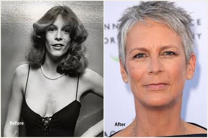 Jamie Lee Curtis Plastic Surgery Before And Aft