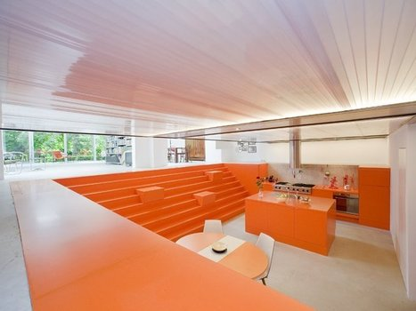 Highly Creative Layout Defining Parksite Residence in Rotterdam | Arquitectura: Rehabilitació, reformes, interiorisme. | Scoop.it