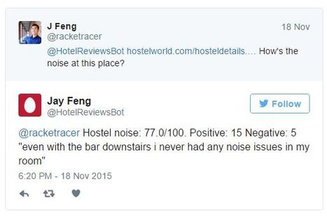 Practical Natural Language Processing with Hostel Reviews | Twitter Bots | Scoop.it