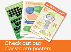 Digital Literacy and Citizenship Classroom Curriculum | Common Sense Media | Educonomy Intersection | Scoop.it