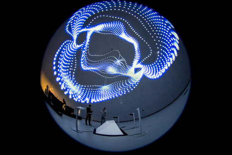 Meet ObE, A Living Installation That Provides An Immersive Experience | Communication design | Scoop.it
