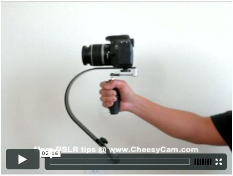 DSLR Video Micro Crane / Jib Review » CheesyCam | Video For Real Estate | Scoop.it